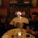 Birthday dinner with hubby at Speisekammer